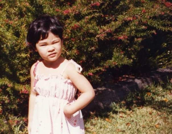 Child abuse survivor Ming Johanson