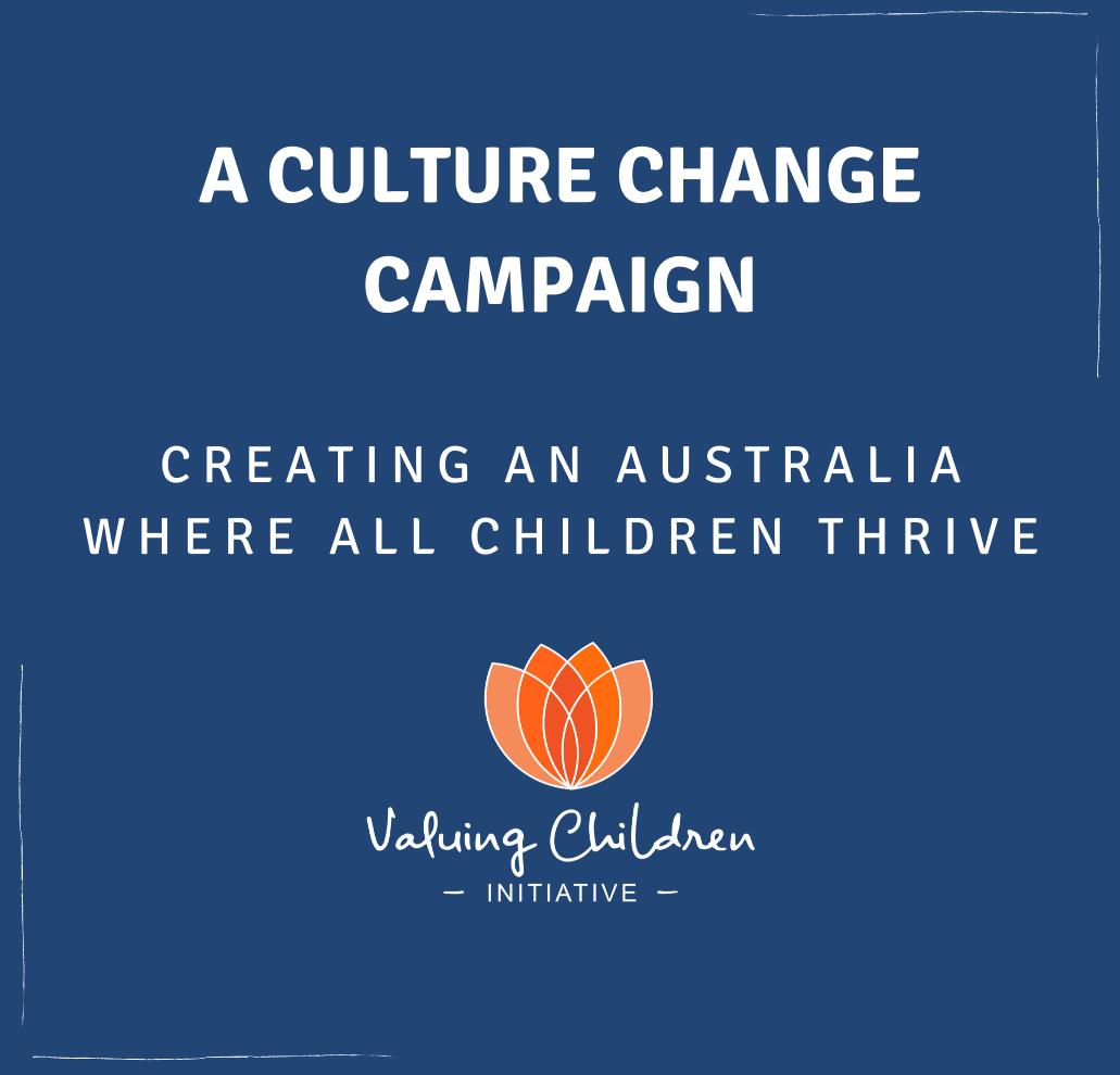 Culture change campaign